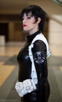 Maria Hill - Avengers by hiddentalent1