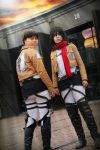 SNK Shoot Photo 12 by ZandragonDesigns