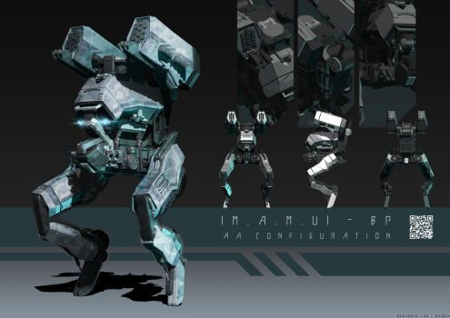  M.A.M.U -BP-AA Configuration by FrostKnight-IcE