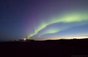 Icelands glow in the dark by Youmitori