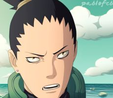 Shikamaru - I'm Going by pablofcb