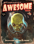 Awesome Tales #4 Book - Fallout 4 by PlanK-69