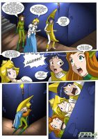 Totally Spies - page 01 by bbmbbf