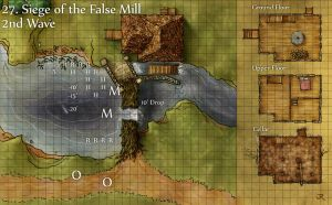 Siege at the False Mill 2 by torstan
