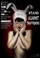 Stand against Human Traffickin by AdiLABS
