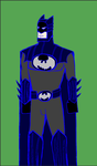 Batman Redesign by SEwing0109