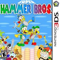 Super Hammer Bros.! (Contest Entry) by TheGuyNoOneRemembers