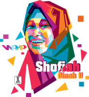 WPAP project for Dinah by tama-design