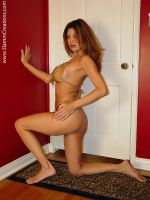 Hollywould - Tight Leather Straps 2 by slamm345