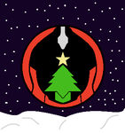 Santa Claus Eyecon (Christmas Edition) by Wolf-Rizer