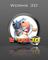 Worms 3D Icon by zahnib
