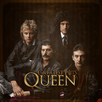 Greatest Hits - Queen by AgynesGraphics