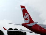 air berlin airbus by angelswake-tf
