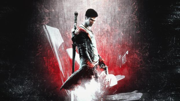 Devil May Cry (2nd artwork) by Raseckb