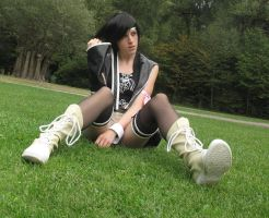 Favorite yuffie cosplay shoot4 by LouSan