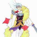 Sesshomaru (2006) by Alcyone07