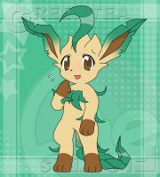 Floaters Character 05:Greentea by Wingfox