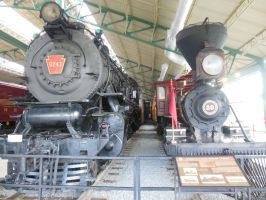 PRR 5741 and Tahoe by rlkitterman