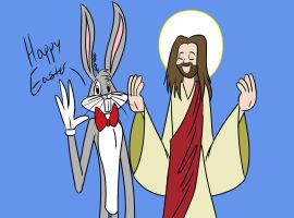 Happy Easter 2012 by MysteryFanBoy718