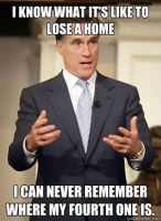 oh romney... by hipstercats