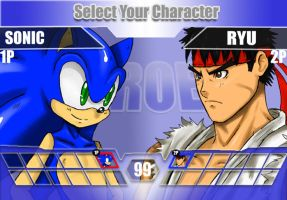 Select Your Character 2 by ss2sonic