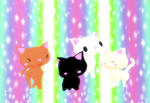 MMD- Kittens + Download by Shioku990