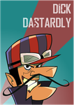 Total Dastard by WesleyRiot