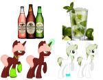 Booze mlp adopts CLOSED by Lost-Flower-Boy