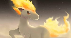 Ponyta by All0412