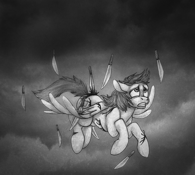 Death from Above by aisu-isme