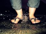 Day 72: Jumping in Puddles by BengalTiger4