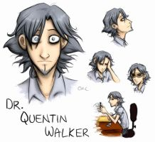 I- Dr. Quentin Walker by Inonibird