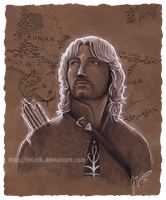 Faramir by Snizok