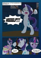 Reframed Rarity p1 by radiantrealm