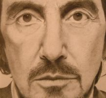 Pacino Study by WeHaveTheSameFace