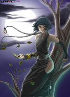 Bleach Fan Art: Soi Fon by dhafu