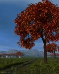 Steppe road by slepalex