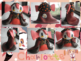 Witch Charlotte Sculpt by GrapeFruitPunch