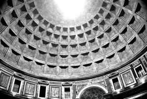 The Coffered Dome by TimesReaper