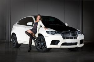 BMW X6 by Zoomenok