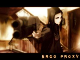 Ergo Proxy Re-l by doctoroetker