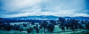 Landscape (Panorama, Image One) by ejburnsphotography