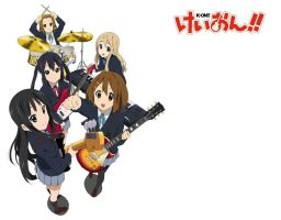 K-ON Created In PhotoScape by JanelleMay