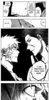 Ichigo and Aizen - Ichaizen by GuyverSnake