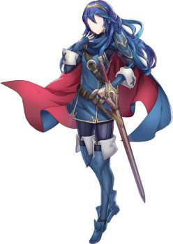 faceless Lucina by 34rghjkl