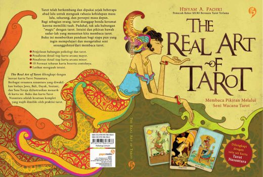 Cover The Real Art of Tarot by transbonja