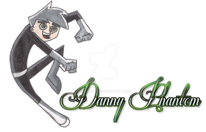 Danny Phantom by epicitaly