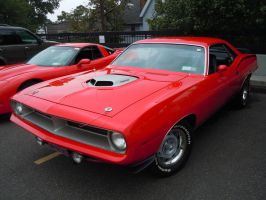 1969 Plymouth Barracuda 440 III by Brooklyn47