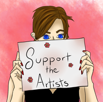 Support the artists by PygmyOwls