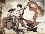 APH: Prussia n Spain by Yue-Iceseal